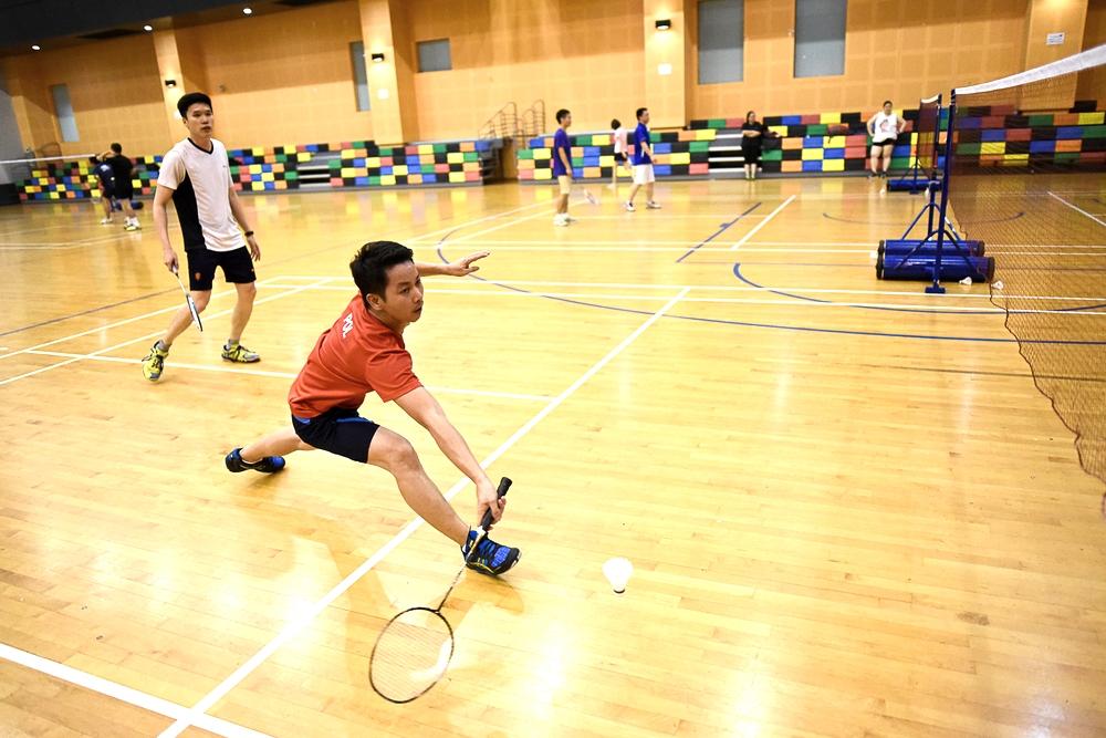 Talbot Torro Raquette de badminton BISI MINI rouge//jaune