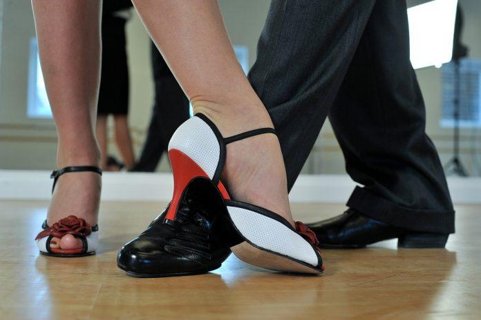 4fa568e383085 ▷ Les meilleures chaussures de danse. Classement, Comparatif ...